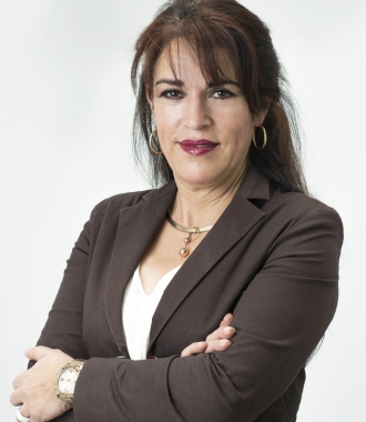 Patricia Campos, Vice-Director of Climate Change