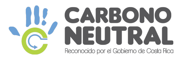 Logo Carbono Neutral Costa Rica